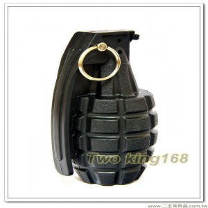 台式訓練用手榴彈(仿真品)(手雷)