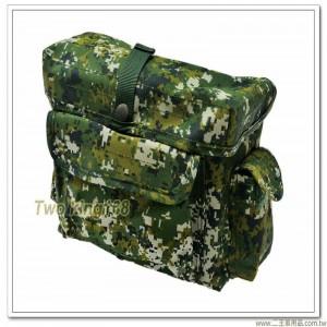 國軍數位迷彩多功能戰術攜行袋臀包