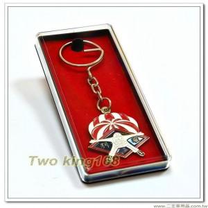 早期傘兵鑰匙圈(含盒) ★航空特戰 ★傘兵徽