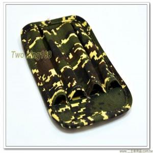 海軍陸戰隊數位虎斑迷彩筆袋(布面