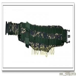海軍陸戰隊數位虎斑戰術護腰套組(含S腰帶)