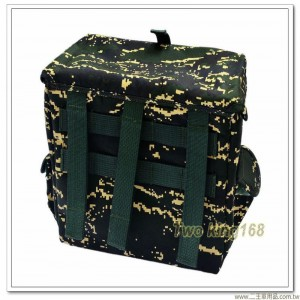 海軍陸戰隊數位虎斑多功能戰術攜行袋臀包