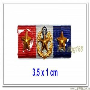 三星海軍陸戰隊榮譽徽(士官15年)(不含架) ★年資徽【m2-3】