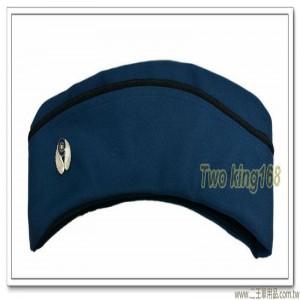 空軍士官船型帽(女)(有徽)