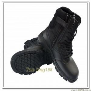 CNS安全認證黑色鋼頭安全鞋(防油處理))(登山鞋)(鞋底有鐵片) ★鋼頭鞋