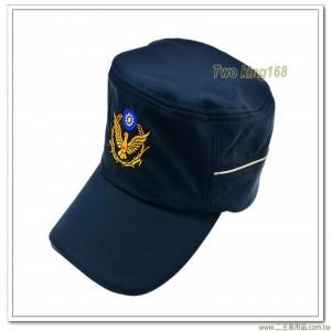 新式警察小帽(冬季無網) ★警察小帽 ★警察便帽 ★警用小帽【1-27-1】