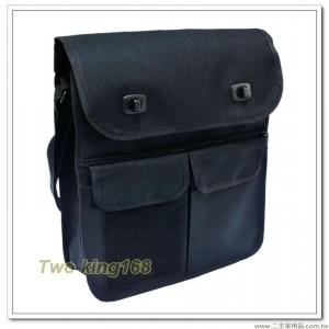 黑色公文袋(防水布材質)(昇) #恰公袋