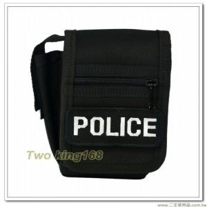 警察勤務腰包(小型)(側邊有筆袋)(安)