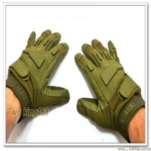 國軍個人裝備戰術手套(全指軟殼) ★戰鬥個裝