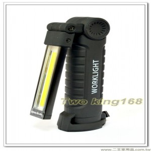 USB充電式LED工作燈(附磁鐵)(可當交管棒)【JG-ML301】