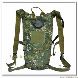 國軍數位迷彩戰術水囊袋(3公升)(駝峰型)(龜背造型)