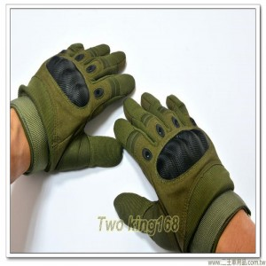 國軍個人裝備戰術手套(全指硬殼)(防滑碳纖維) ★戰鬥個裝 (兩色可選)