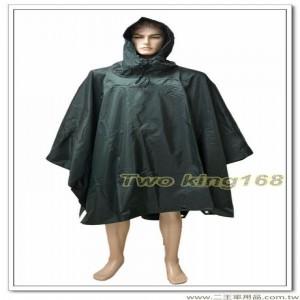 軍用斗篷雨衣(單一尺寸)