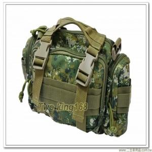 國軍數位迷彩戰術腰包(可肩背)