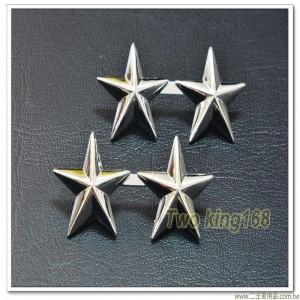 海軍中將肩章(銅質)(兩入一付) ★國軍軍裝 ★軍便服