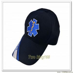EMT緊急救護技術員工作帽(藍色排汗) ★警消 ★義消 ★消防【2-35-3】