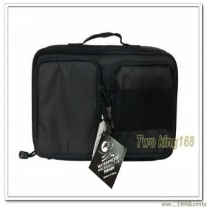 手槍側背包-黑色(防潑水)(台灣製造)【DC222】★戰鬥個裝 ★裝備袋