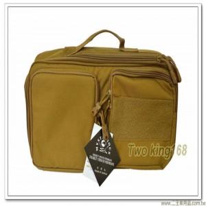 手槍側背包-卡其色(防潑水)(台灣製造)【DC223】★戰鬥個裝 ★裝備袋