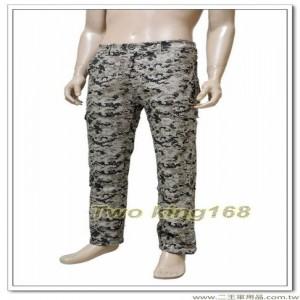沙漠數位迷彩彈性工作褲【9561B-1】5L下標處