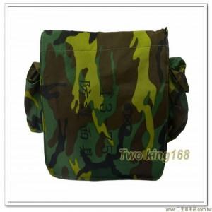 陸軍大迷彩T3-75防護面具攜行袋