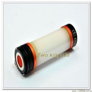 磁吸吊掛多功能防水燈(可當行動電源-3300mAh)