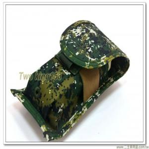 國軍數位迷彩T91步槍彈匣袋(可當手機袋) ★戰鬥個裝