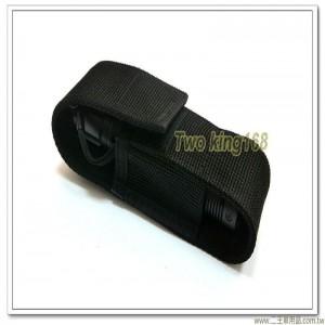 手電筒套(加厚帆布材質)(可當防狼噴霧器保護套)(商品不附手電筒及防狼噴霧器)
