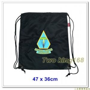 陸軍航空特戰指揮部束口袋背包 ★軍用背包 ★文創商品