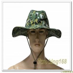 國軍數位迷彩擴邊帽(加大帽簷)(聚酯纖維材質)