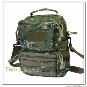 國軍數位迷彩側背包(洽公袋軍用書包)