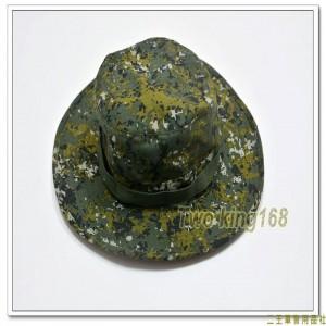 國軍數位迷彩擴邊帽(童帽)(頭圍58公分內)