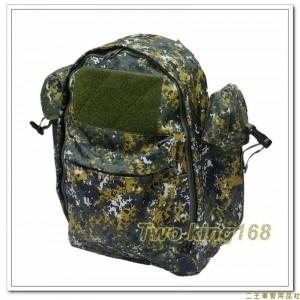 國軍數位迷彩攻擊後背包 ★野戰背包 ★戰術背包【G0074】