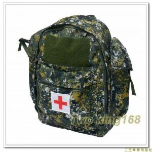 國軍數位迷彩多功能急救背包 ★野戰背包 ★戰術背包