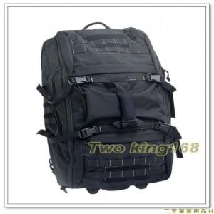 背包式行李箱(黑色)(特大)(有輪子) (限宅配郵寄)