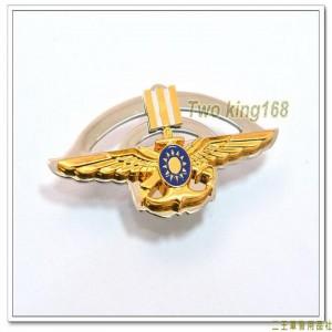 國防部士官督導長徽章(上尉)(銅質)(背面針刺)