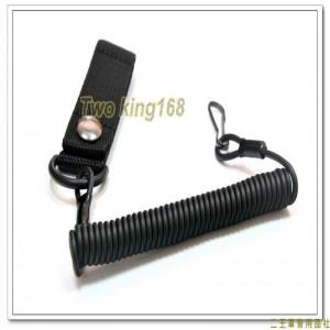 戰術防搶手槍繩(鋼絲蕊)