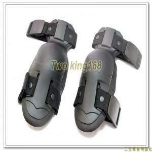 黑色戰術護肘組(2個)(制式公發) ★戰鬥個裝