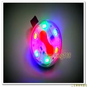 炫光LED自行車尾燈(圓形)(USB充電)(EDS-M3320)