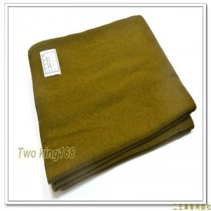 羊毛軍毯(長200x寬180)(100%純羊毛) ★軍毯 ★羊毛毯 ★軍用羊毛毯