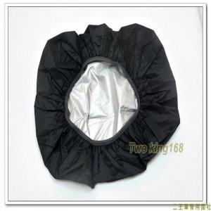 板凳背包防水套(素面黑色)(45L)