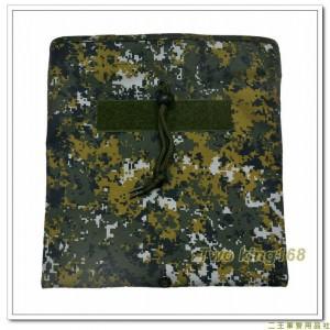 國軍數位迷彩彈匣回收袋(大)(D)